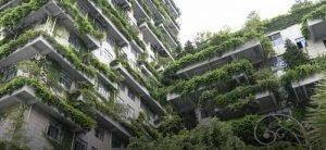 اولین شهر-جنگل در چین ۴