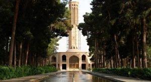 یزد - باغ دولت آباد