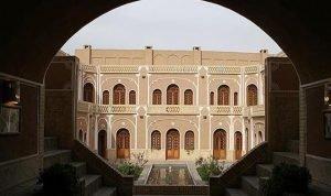 یزد - کاروانسرای مشیر