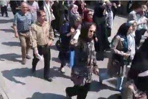 مالباختگان رشت راهپیمایی عکس