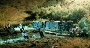 حادثه سقوط اتوبوس ۴