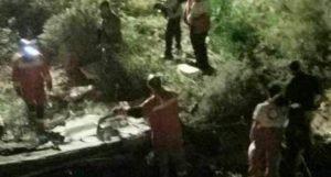 حادثه سقوط اتوبوس ۳