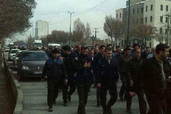 موج دستگیری فعالان مدنی و کارگری، گسترش اعتراضات