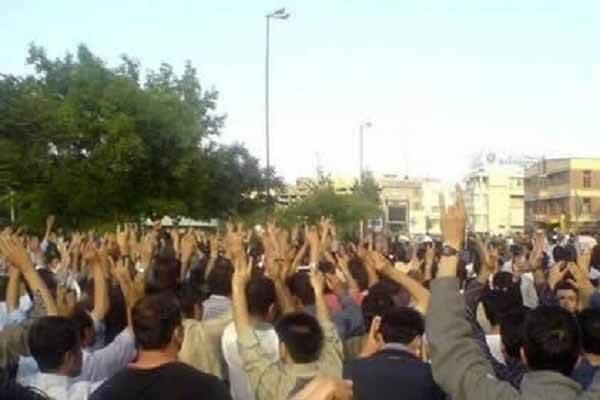 تجمع اعتراض هفتتپه