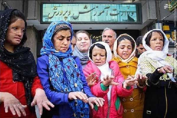 دختران دانشآموز شینآباد