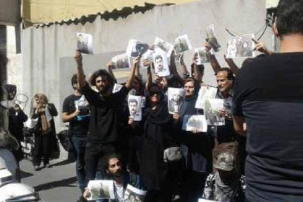 تجمع حمایت از سهیل عربی