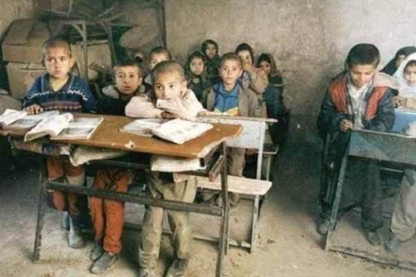 آرزوی کودکان دانشآموز