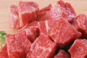 سفره خالی از گوشت