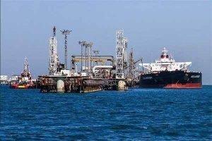 کاهش صادرات نفت