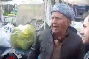 عمو رحمان کمک به زلزله زدگان