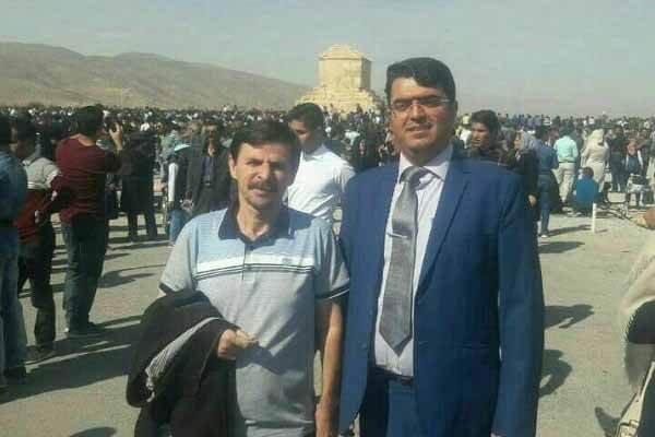 اسماعیل عبدی و محمود بهشتی