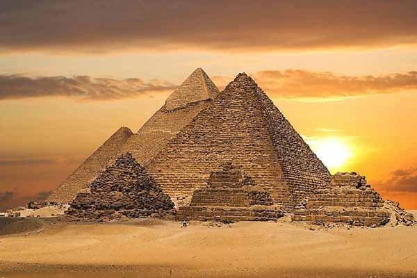 کشف در اهرام مصر