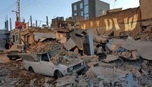 قربانیان این زلزله در حال افزایش است