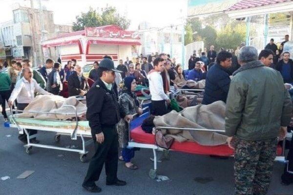 ممانعت جمهوری اسلامی از کمکرسانی به زلزلهزدگان – گزارشی از سی ان ان
