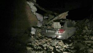 خسارات زلزله