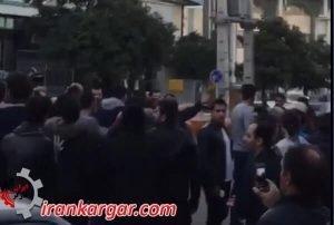 تظاهرات قائمشهر