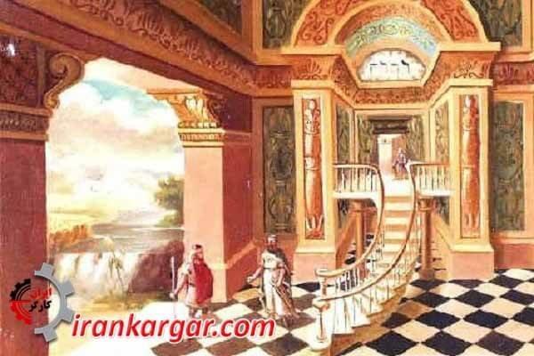 داستان پادشاه و معمار