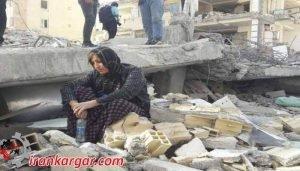 خودکشی در مناطق زلزله زده