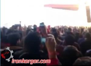 تظاهرات تبریز