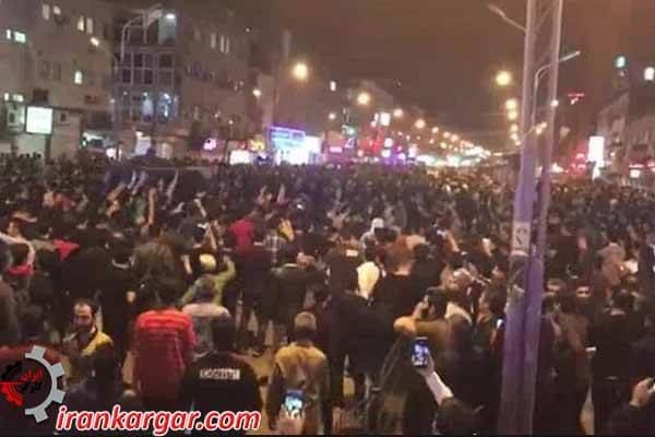 بازداشت شدگان تظاهرات