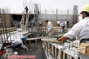 محرومیت کارگران ساختمانی