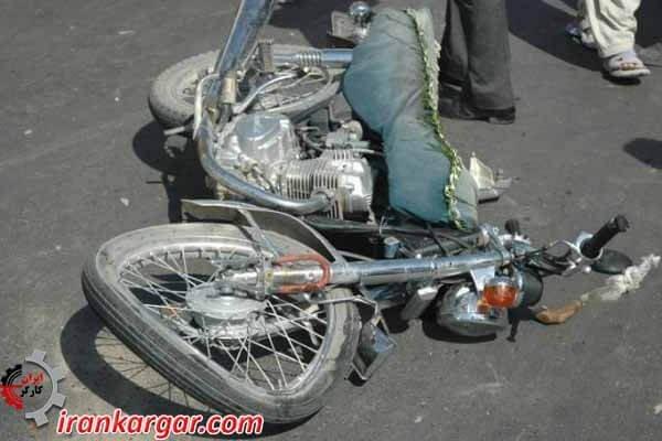 قتل موتورسوار
