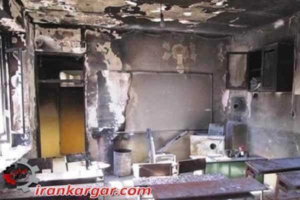 مدارس تخریبی سیستان و بلوچستان