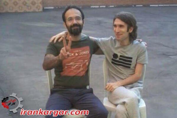 سهیل عربی و آرش صادقی