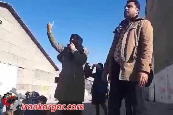 پیام از طرف زنان حق خواه و زنان آگاه سرزمین شکر