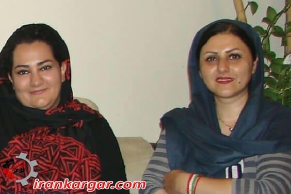 تهدید به اعتصاب غذا توسط آتنا دائمی و گلرخ ایرایی در صورت عدم بازگشت به زندان اوین