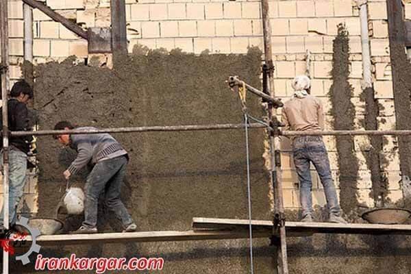 معیشت کارگران ساختمانی زیر سایه سنگین رکود بازار مسکن