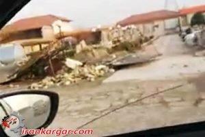تخریب خانهها توسط اوقاف