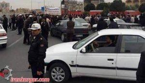رانندگان تاکسی یزد