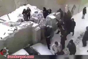 تخریب خانه شهرداری تبریز