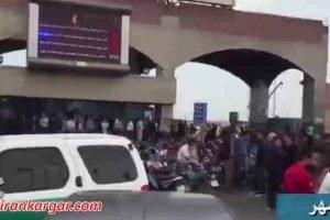 تجمع لنجداران بوشهر