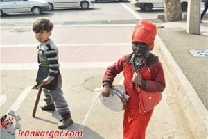 کودکان کار در نوروز