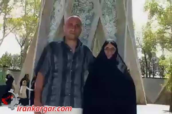 سخنان ستار بهشتی  قبل از بازداشت و قتل زیر شکنجه توسط اطلاعات