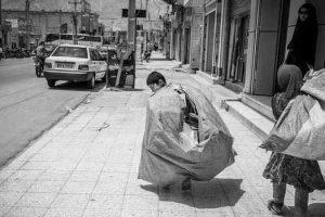 کودکان اولین قربانیان فقر و فسادو سیاستهای دولتی غیر مردمی