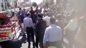 راهپیمایی و اعتراض غارت شدگان