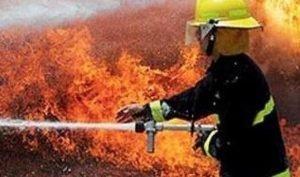 مهار انفجار و آتش سوزی