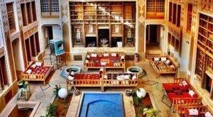 یزد - خانه ملک التجار