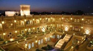 یزد - هتل تاریخی داد