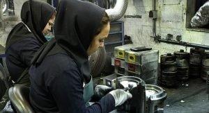 مشارکت اقتصادی زنان ۲