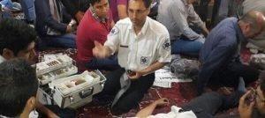 اعتصاب غذا کارگران اردبیل ۳