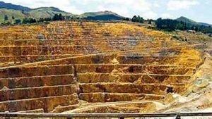 معدن طلای زرشوان