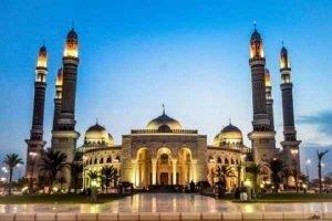 عکس مسجد ۳