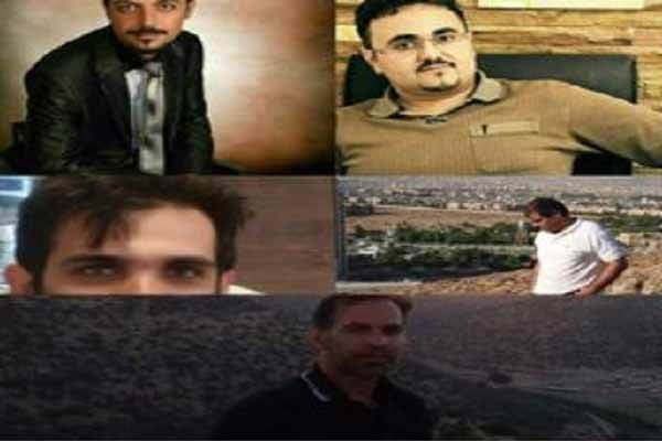 بازداشتی کرمانشاه