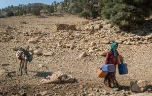 روستایی آمیخته با درد و محرومیت