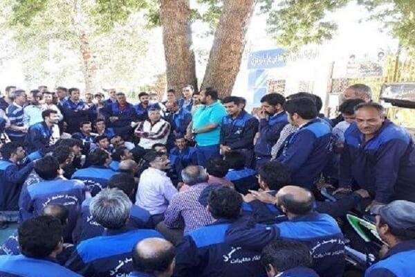 نامه سرگشاده کارگران شرکتی مخابرات در اعتراض به اخراج همکارانشان