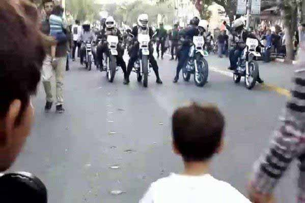 Risultati immagini per اعتراضات خیابانی سرکوب